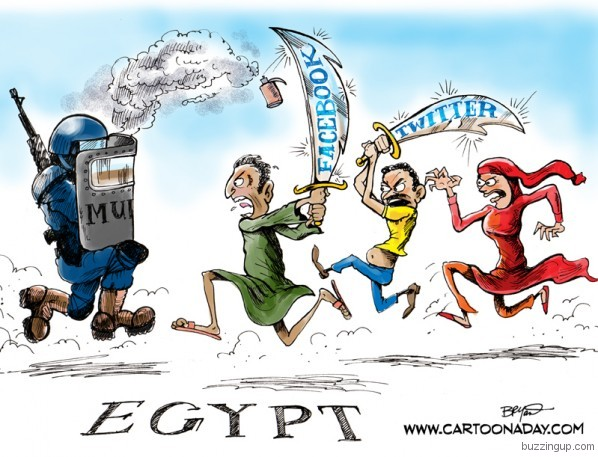 The 2011 Egyptian Revolution and the Role of Social Media ...